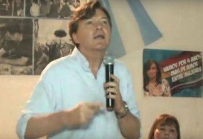 """Autocrítica de Milani por la derrota en las elecciones: """"Las unidades básicas no trabajaron"""""""
