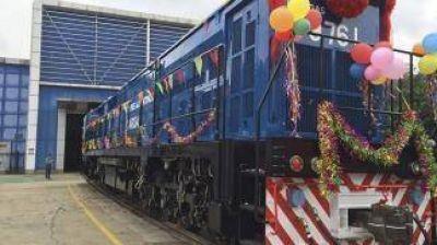 El ferrocarril Belgrano Cargas transportó en noviembre la mayor cantidad en 16 años