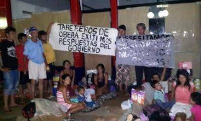 Productores yerbateros protestan en Posadas por necesidades extremas en período interzafra