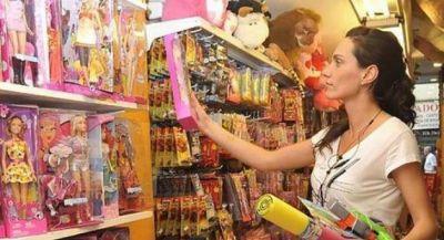 Comerciantes aseguran que la venta de juguetes para esta Navidad cayó un 40%