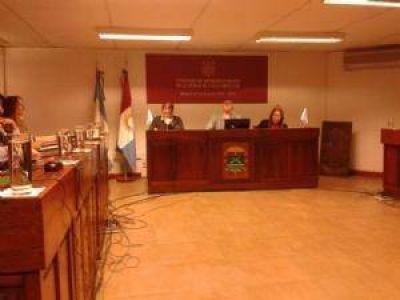Concejo: Aprobaron en Primera Lectura el nuevo Presupuesto y la Tarifaria 2017