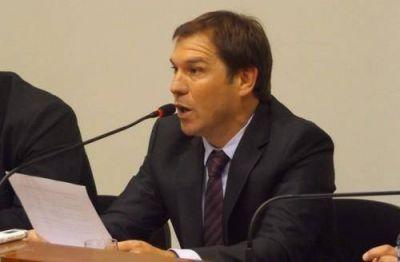 Di Cesare firmó convenio con Nación por 400 mil pesos