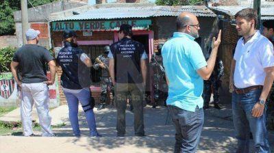 Golpe Narco: funcionarios nacionales y provinciales evaluarán los operativos