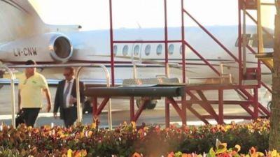Aparecen más vuelos de Daniel Scioli con una empresa investigada por la Justicia