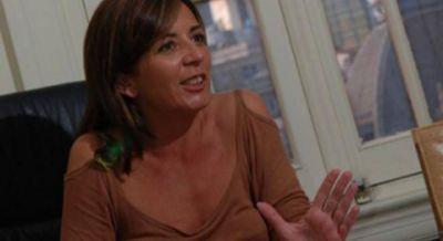 Cerruti dice que Carrió la amenazó por una denuncia sobre sus guardaespaldas