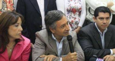 Basualdo asume la presidencia de Producción y Trabajo