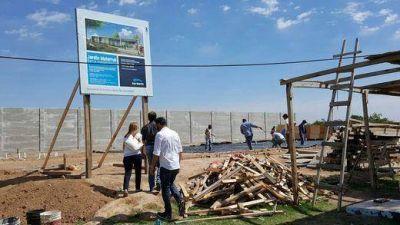 El Municipio construye tres jardines maternales en José León Suárez