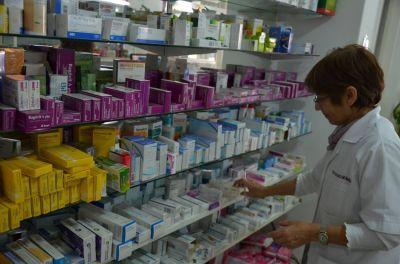 En Mendoza la venta de medicamentos cayó 2%