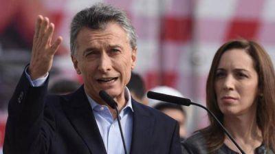 Macri vuelve a mostrarse con Vidal en el Conurbano, uno de los terrenos más hostiles a Cambiemos