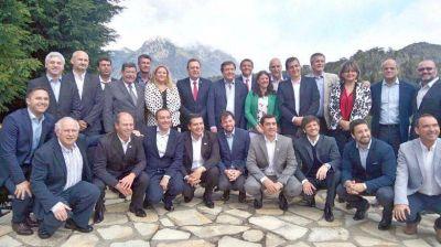 EN BARILOCHE El ministro Müller participó en la asamblea del Consejo Federal de Turismo