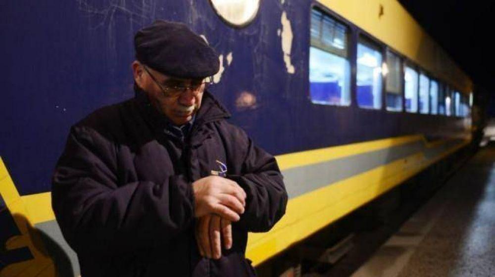 Un paro obligó a cancelar el tren de Bariloche a Viedma