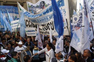 """La CGT respaldó a Palazzo: """"La Bancaria tiene todo nuestro apoyo"""""""