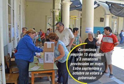 Colombi anticipó que las elecciones provinciales serán desdobladas