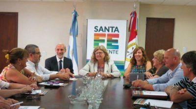 El Ministerio de Educación y los gremios docentes conformaron una comisión para trabajar la futura Ley de Educación