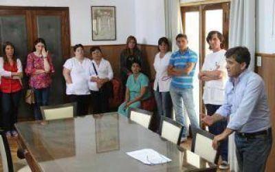 Trabajadores municipales de Lobería cobrarán bono de fin de año