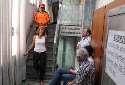 Municipales y Ejecutivo arreglaron y se levanta la protesta