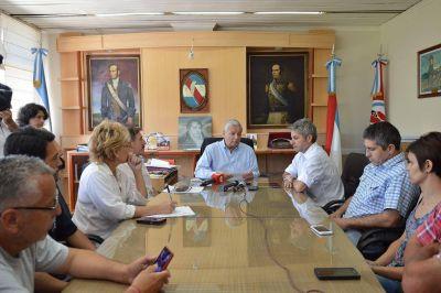 Los empleados municipales de Concepción del Uruguay también cobrarán un bono de fin de año