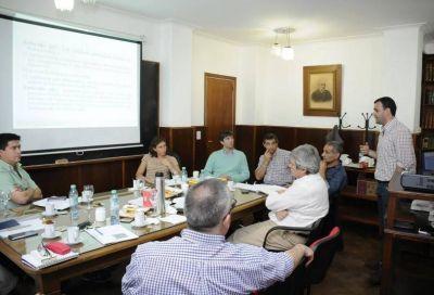 Se realizó una reunión regional sobre residuos patogénicos