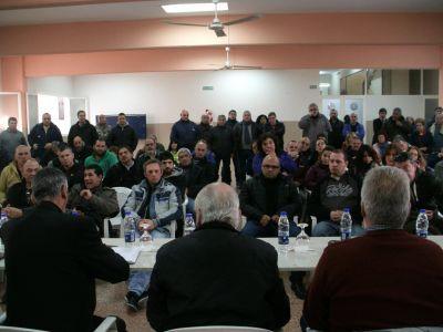 Municipales harán un nuevo paro y movilización este miércoles