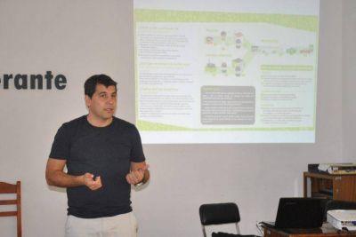 Se concretó el lanzamiento de campaña de reciclaje de aceite vegetal usado