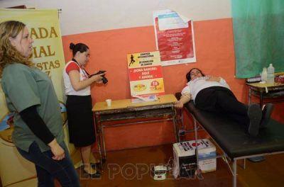 Campaña Internacional de Donación de Sangre