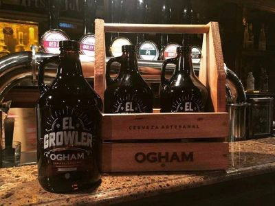 Buscan regular la venta y recarga de botellones de cerveza artesanal