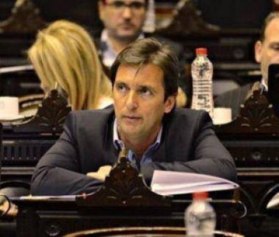"Cáceres: ""Le pedimos a los gobernadores que se expresen en el Senado porque acá no existen las medias tintas"""