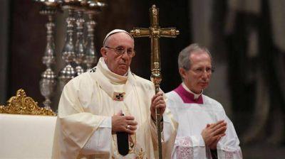 El Papa dijo que en Latinoamérica se construye