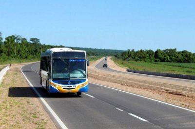 Habilitaron los primeros 10 kilómetros de autopista entre Orán y Pichanal