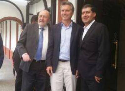 Casas adhiere a Macri y rechaza proyecto opositor de Ganancias