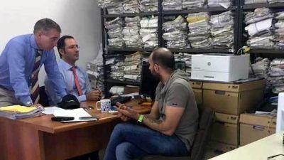 Obra pública: Fariña desvinculó a Scioli de Báez y le apuntó a un empresario platense