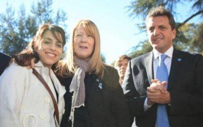 Massa, Margarita y Donda consolidan su alianza electoral con miras a las elecciones de 2017