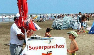 Para Cambiemos, la venta ambulante en playas debe ser regulada