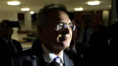 Otra acusación contra el titular del Senado brasileño