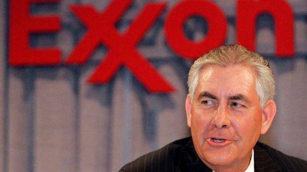 Donald Trump escogerá al CEO de la petrolera ExxonMobil como secretario de Estado