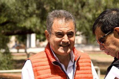 Oyhamburú recibió el apoyo del triunvirato para conducir la CGT Lomas de Zamora