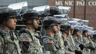 Acuerdo de cooperación militar con la Guardia Nacional de EE.UU.