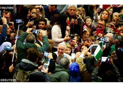 Acoger en el corazón la maravilla de la Navidad. El Papa en la catequesis