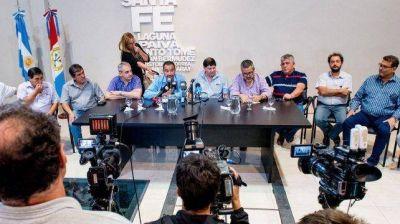 Ganancias: los gremios pidieron a los Senadores santafesinos aprobar el proyecto de reforma