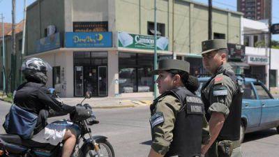 Conurbano: el 2016 termina con 6.300 efectivos de las fuerzas federales