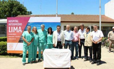 Inician obras en el Hospital de Lima