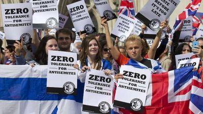 El Reino Unido adopta una definición oficial sobre el antisemitismo