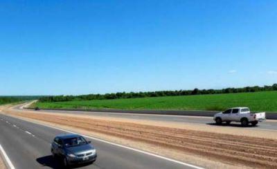 Se habilitó un tramo de la autopista Orán - Pichanal