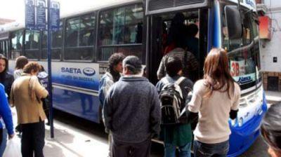 Saeta solicitó aumentar el boleto para Enero ¿Cuánto costará?