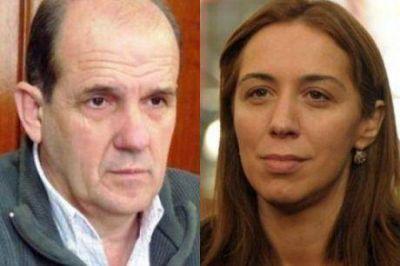 """El intendente de Pehuajó le puso """"uno con cincuenta"""" a la gestión de la gobernadora Vidal"""