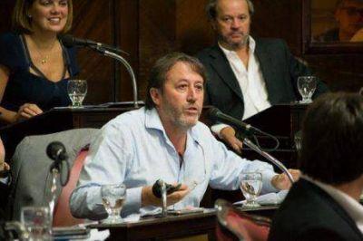"""El senador Patricio García opinó sobre la gestión de Vidal: """"me parece más publicidad que hechos"""""""