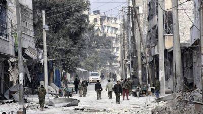 Finalizó la batalla por Aleppo y Siria controla la ciudad