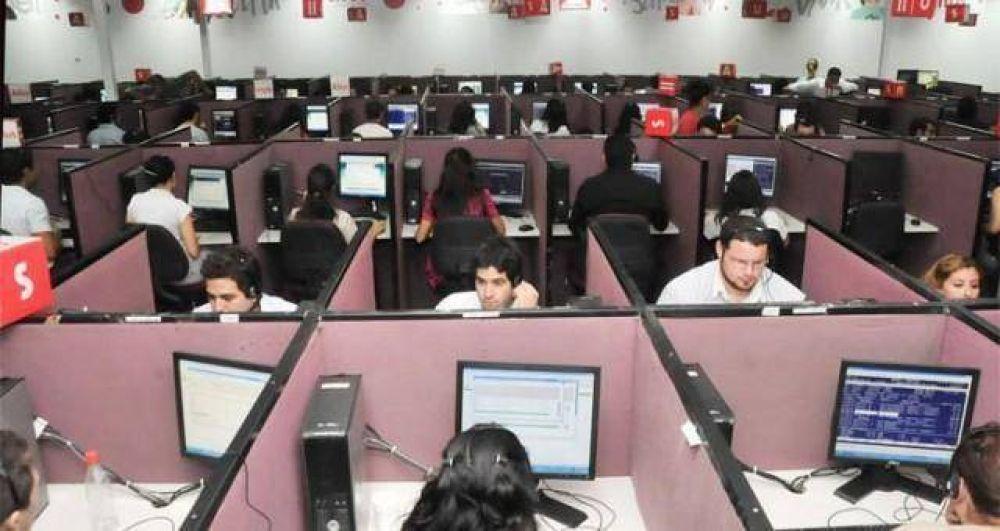 Justicia chaqueña reconoció a empleados de Call Centers y los liberó del convenio de Comercio