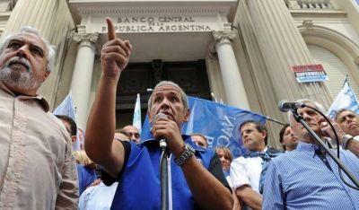 Se suspendió el paro nacional de bancarios