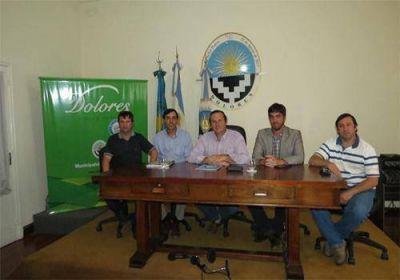 Etchevarren recibirá 20 millones de pesos de Nación para pavimentación